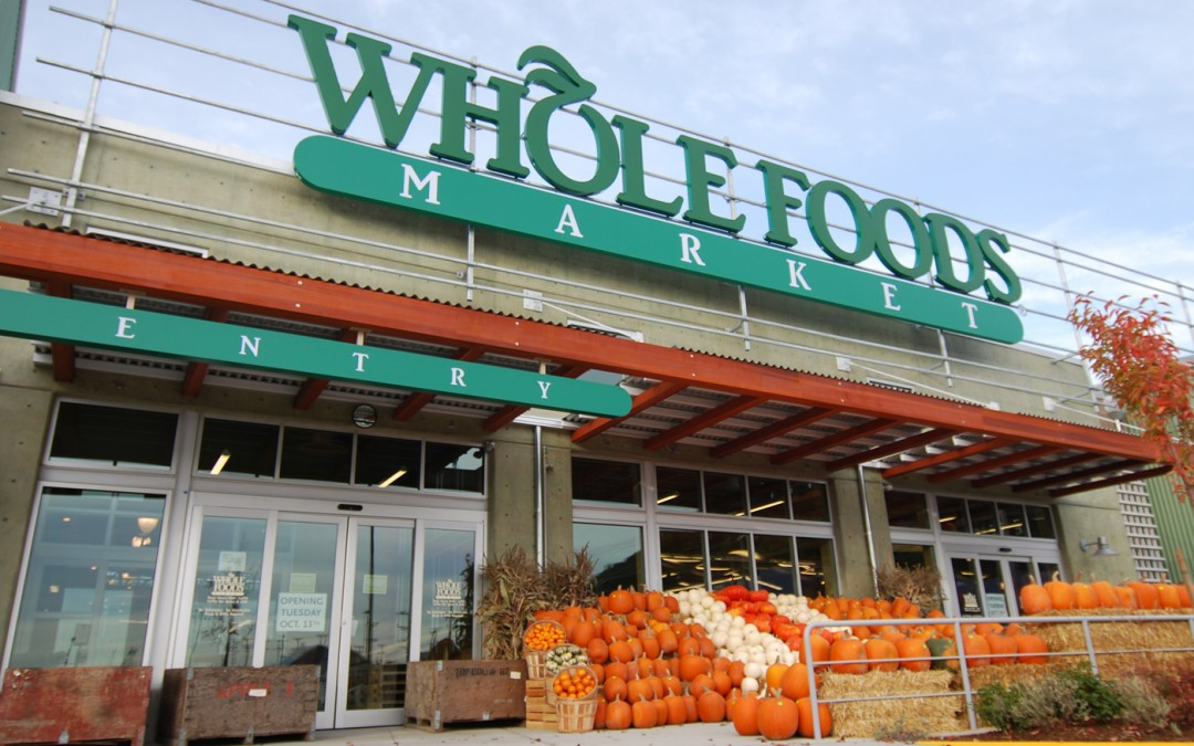 Healthy and Sustainable Products from Whole Foods will Nourish More than Just Your Appetite