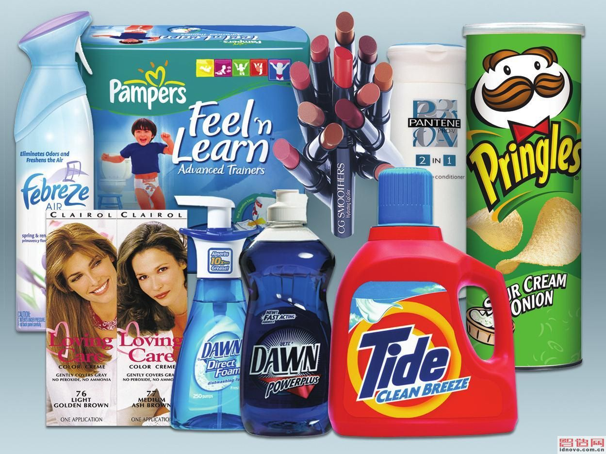 procter and gamble resources and capabilities The condition of the supply chain determines the capabilities of and resources procter & gamble's nike inc operations management: 10 decisions, productivity.