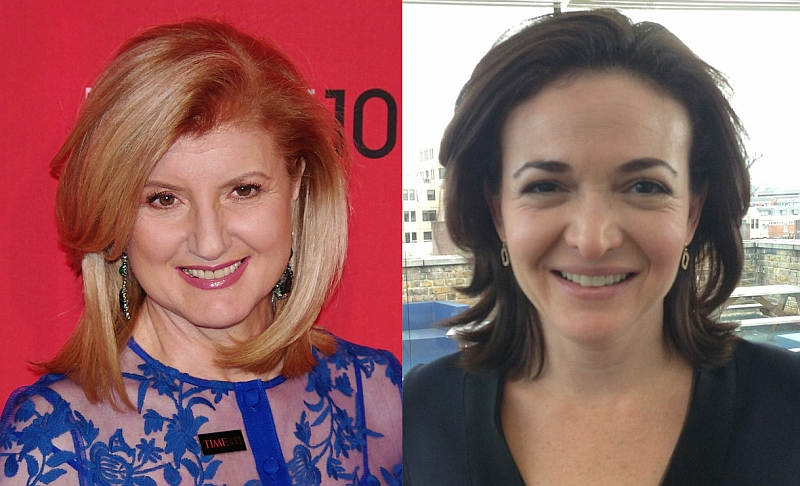 Arianna Huffington or Sheryl Sandberg – Which Coach Would You Choose?