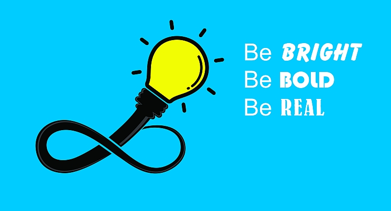 Why Being Bright, Bold, and Real Will Set You Free