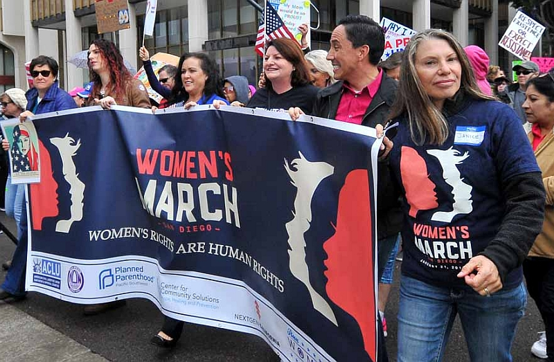 Why I March With Women