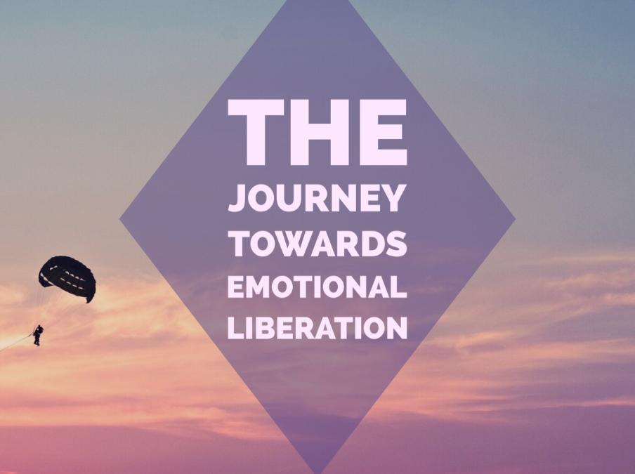 Why You Need Emotional Liberation – the Sunburst of Aha!