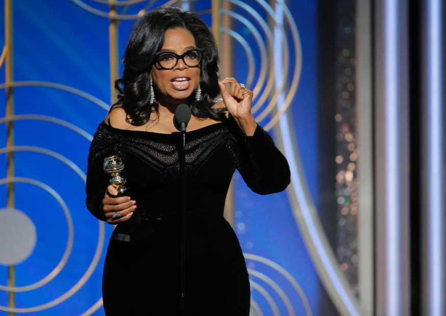What OPRAH should ask EVERY man to do.